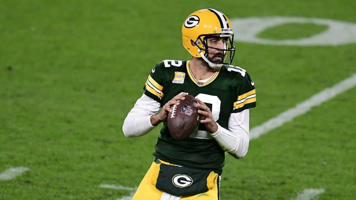 Aaron Rodgers Takes A Shot At Espn Commentary During Nfl Games