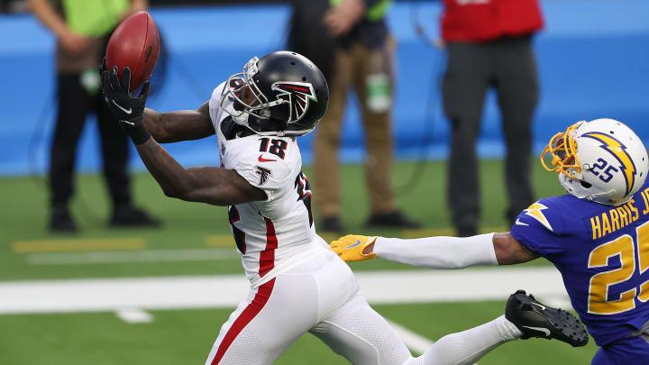 Calvin Ridley is primed for a big season for the Atlanta Falcons.