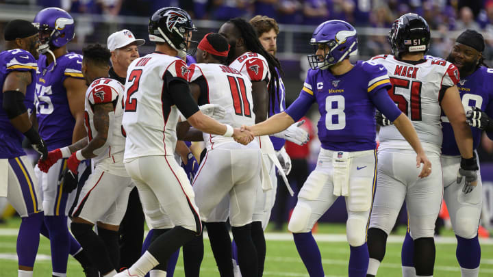 Matt Ryan and Kirk Cousins have both been a part of their fair share of heart breaking losses.