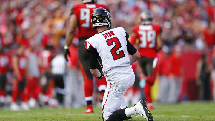 Atlanta Falcons QB Matt Ryan