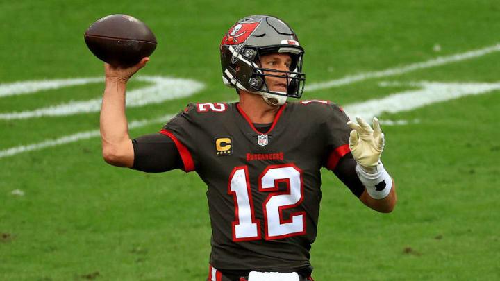 Brady llegó en su primera temporada con Tampa Bay a los playoffs