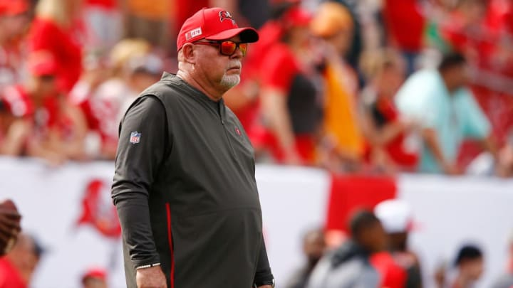 Bruce Arians'Tampa Bay Buccaneers should win the NFC South in 2020.