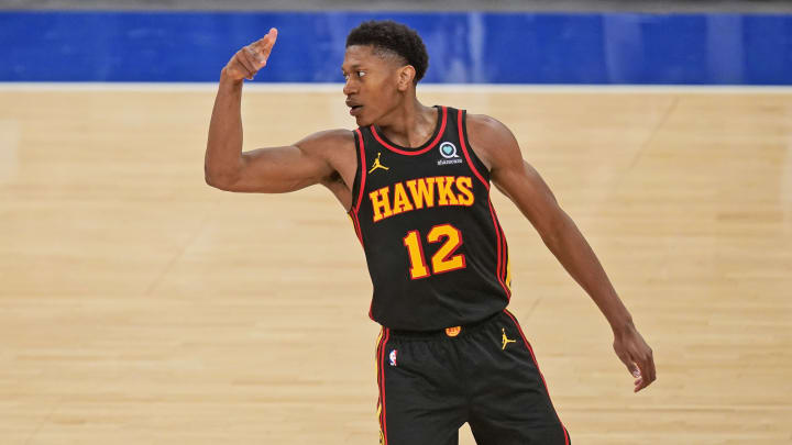 De'Andre Hunter will miss the remainder of the playoffs.