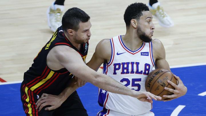 Atlanta Hawks v Philadelphia 76ers - Game Seven