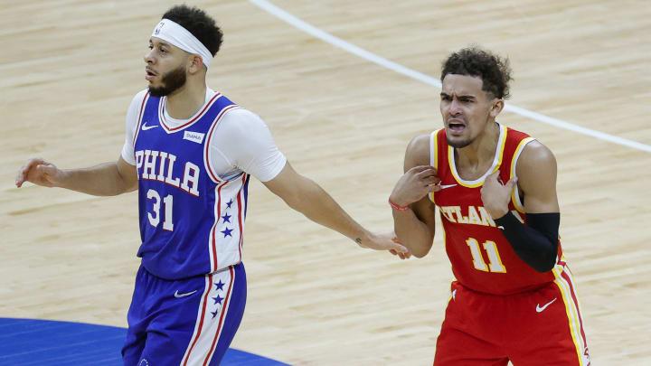 NBA Playoffs player prop bets for Philadelphia 76ers vs Atlanta Hawks on Friday, June 11.