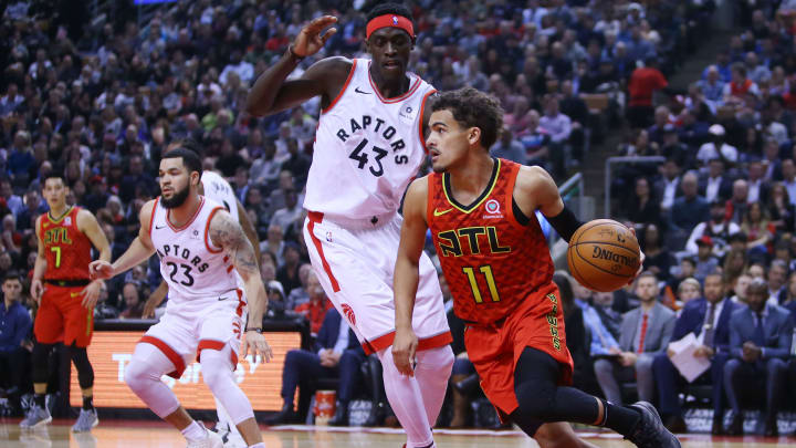 Trae Young, Pascal Siakam