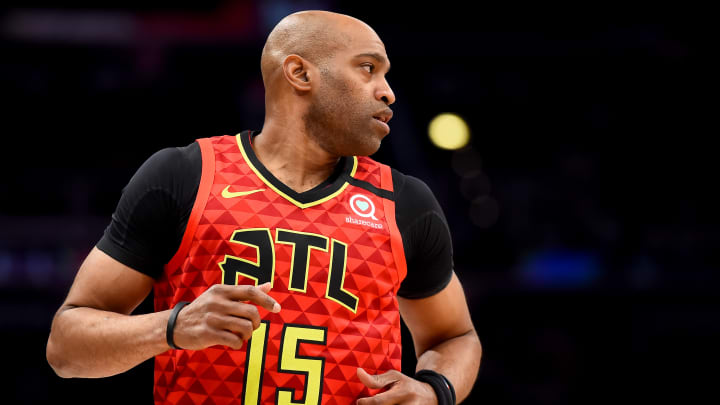 Vince Carter is calling it quits after 22 years in the NBA