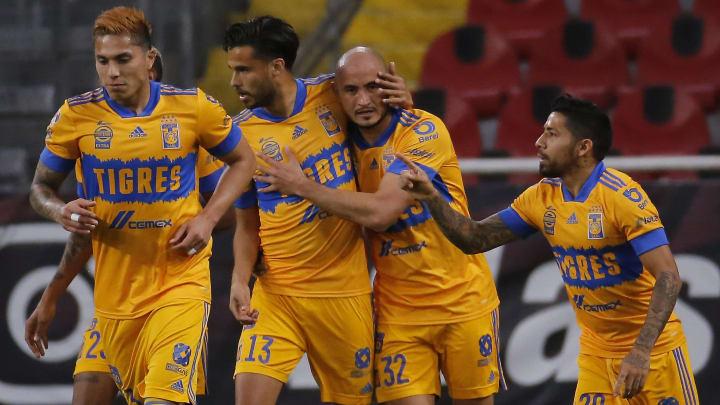 Atlas v Tigres UANL - Torneo Guard1anes 2021 Liga MX