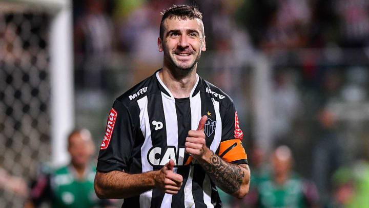 Lucas Pratto Atlético-MG América-MG Campeonato Mineiro 2016