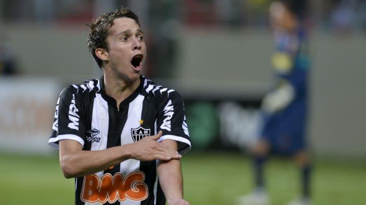 Bernard foi um dos destaques daquela temporada | Atletico MG v Sport - Brazilian Serie A
