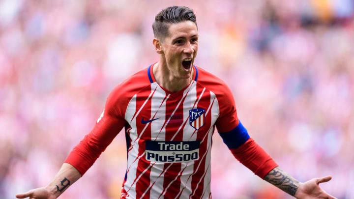 Fernando Torres Atlético de Madrid LaLiga Chelsea Milan