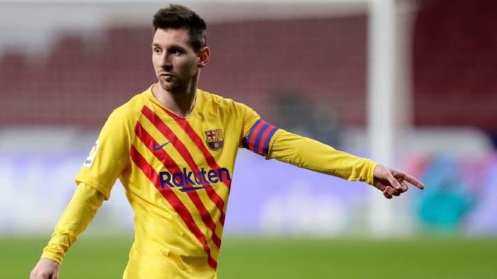 Manchester City will offenbar kein Angebot für Lionel Messi (Foto) vorbereiten