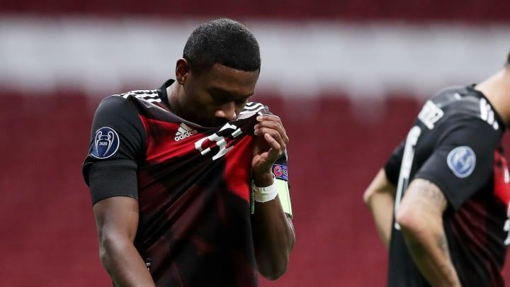 David Alaba geht in sein letztes halbes Jahr beim FC Bayern