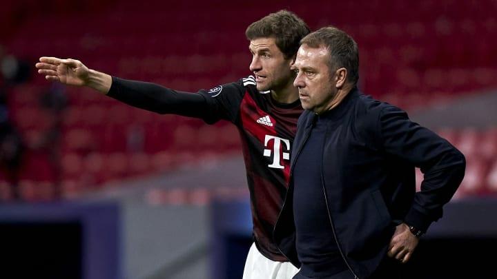 Müller muss künftig ohne Flick auskommen