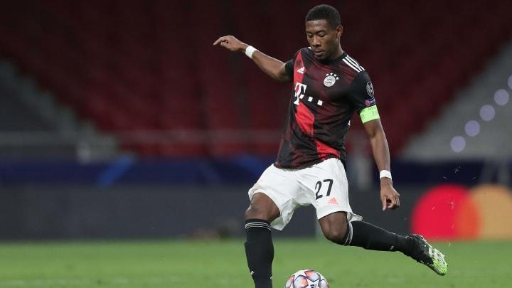 David Alaba hat offenbar eine konkrete Vorstellung davon, für welchen Verein er in Zukunft spielen will