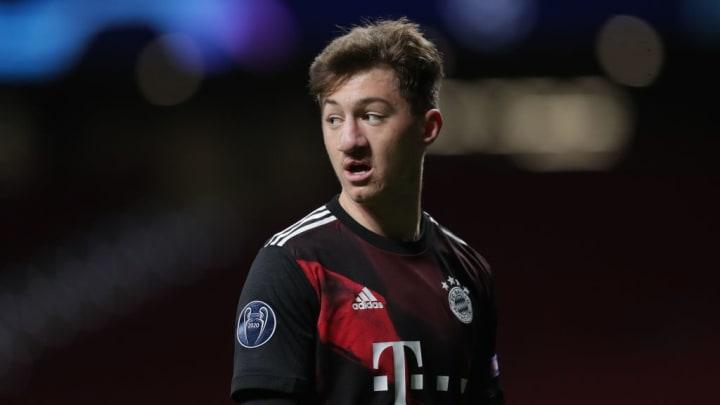 Spielt bei den Bayern-Profis keine Rolle: Angelo Stiller