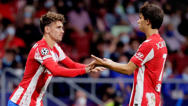 Atletico Madrid : Joao Felix vole au secours de Griezmann attaqué par un supporter