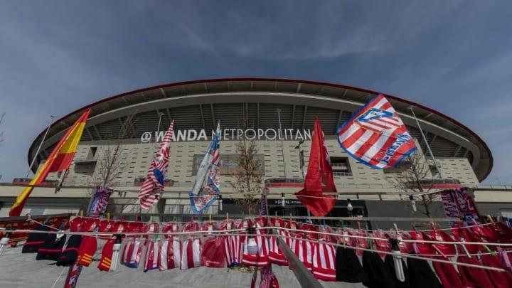 Stadion Aussenansicht, feature