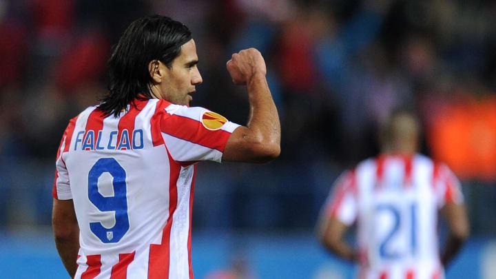 Radamel Falcao García foi uma das transferências mais caras do futebol europeu em 2011