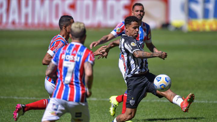 Bahia e Atlético-MG jogam em Feira de Santana | Atletico Mineiro v Bahia - Brasileirao 2021