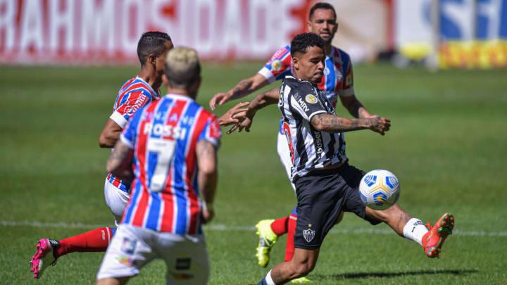 Allan Bahia Atlético-MG Copa Brasil