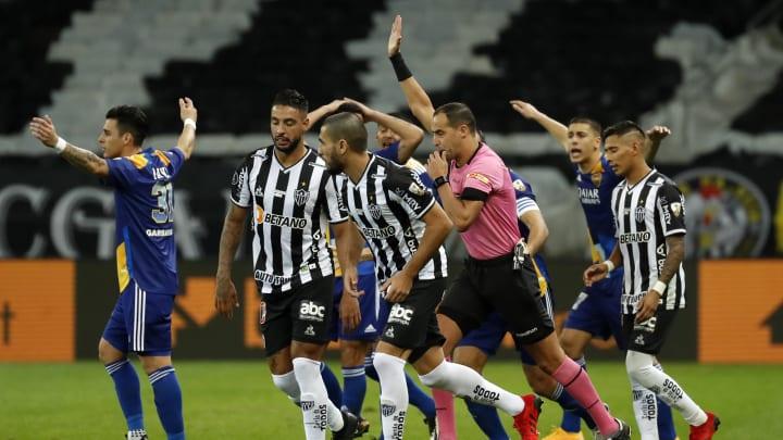 EL gol anulado a Boca