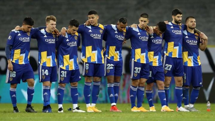 Boca Juniors foi eliminado pelo Atlético-MG nas penalidades