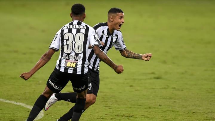 Atletico Mineiro v Fluminense Play Behind Closed Doors Amidst the Coronavirus (COVID - 19) Pandemic