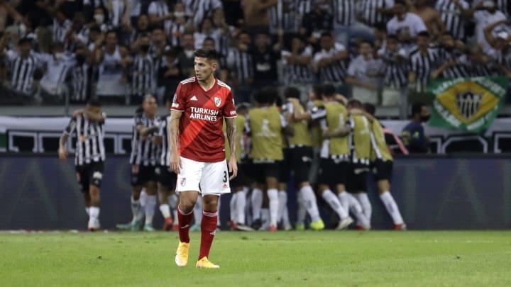 River Plate foi o time hermano a ir mais longe