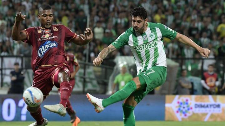 Atletico Nacional v Deportes Tolima - Liga Aguila I