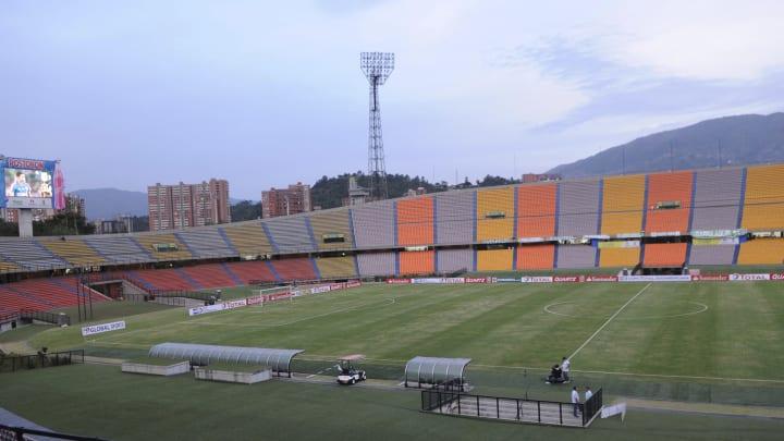 Atletico Nacional v Inti Gas - Copa Total Sudamericana