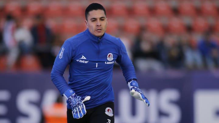 Felipe Rodríguez fue dado de baja por Atlético San Luis y ahora luchará por la titularidad con Hugo González en Bravos de Juárez.
