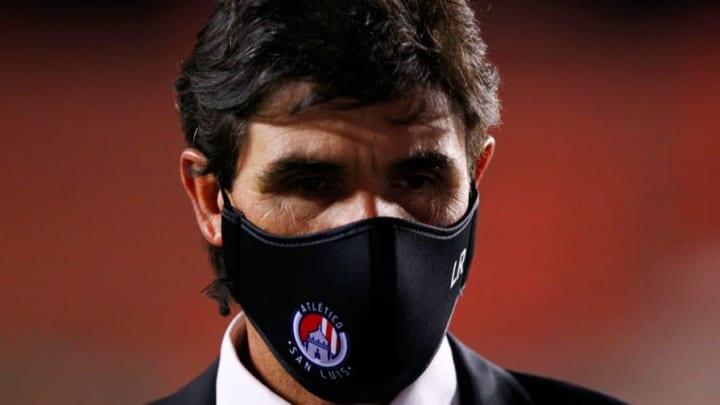 El entrenador  Leonel Rocco.