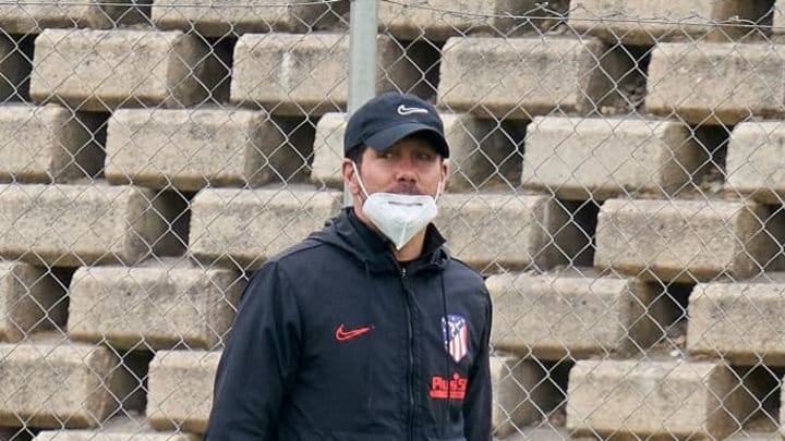 Diego Pablo Simeone, Manager of Atletico de Madrid