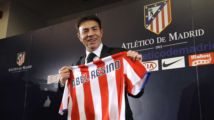 Atletico de Madrid new coach Spanish Abe