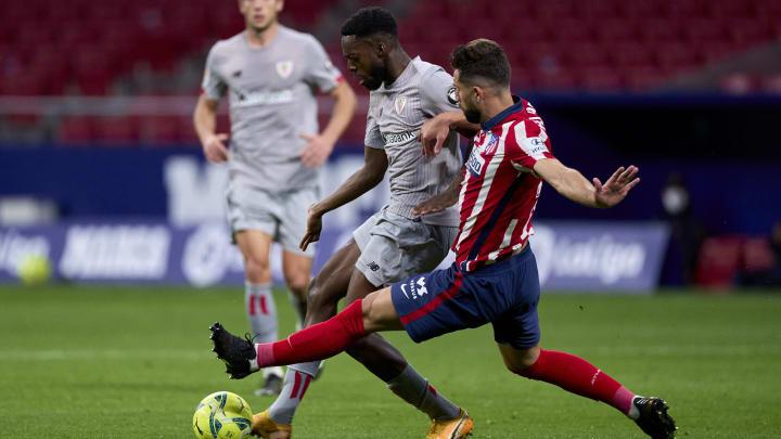 Atletico de Madrid v Athletic Club - La Liga Santander