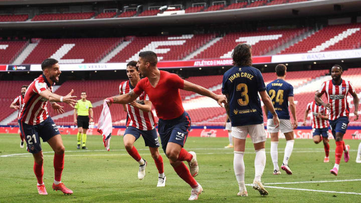 Luis Suarez, Yannick Ferreira Carrasco
