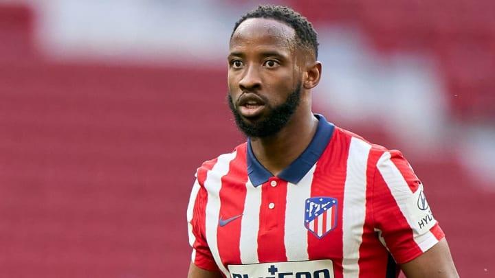 Moussa Dembélé pourrait finalement reste à l'Atlético Madrid.