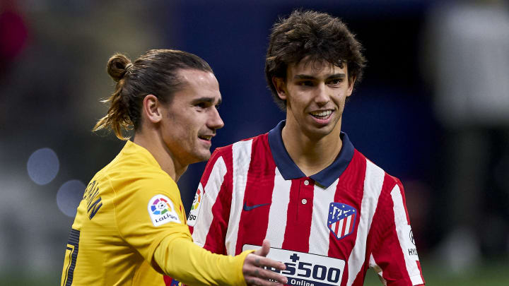 Antoine Griezmann et Joao Felix pourraient faire l'objet d'un échange entre leur club respectif.