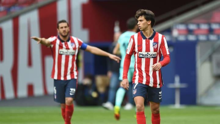 El Atlético de Madrid se olvidó del dominio