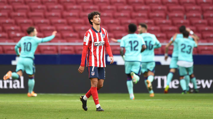 A bad day at the office for Atletico Madrid