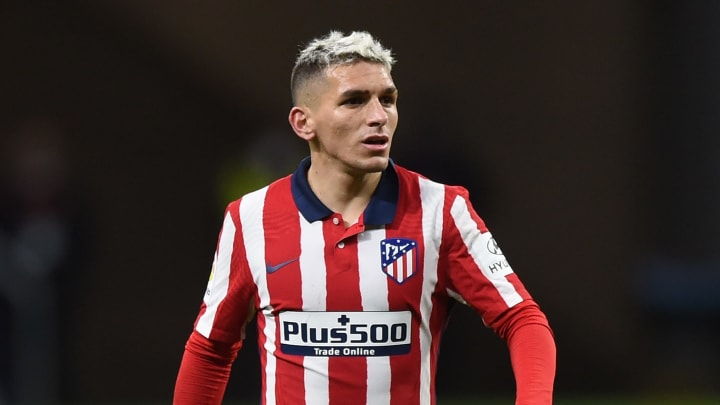 Lucas Torreira is currently on loan at Atletico Madrid