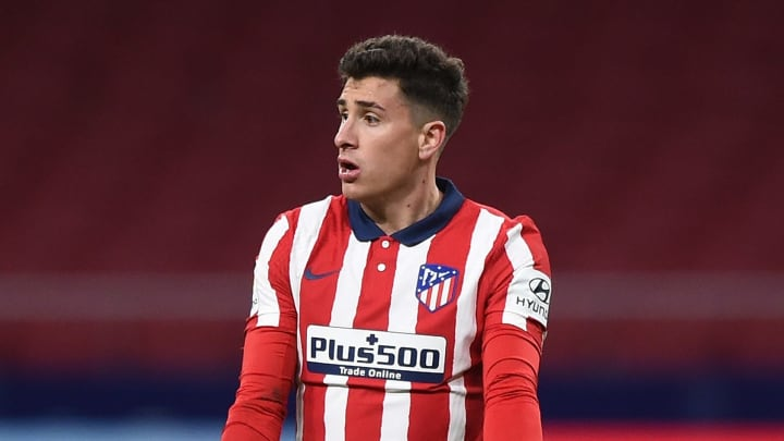 Jose Gimenez has been ruled out for three weeks
