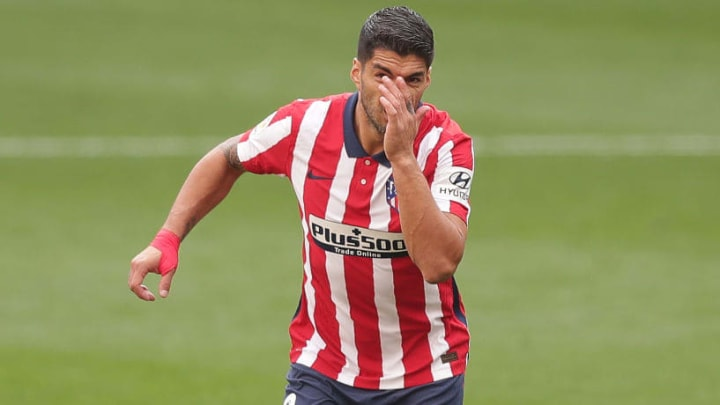 Luis Suárez - Soccer Player - Born 1987