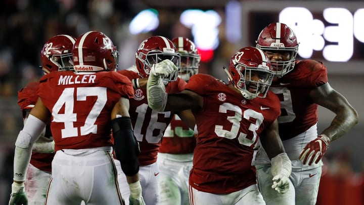 Alabama looks to overcome a disappointing season and control the SEC West in 2020.