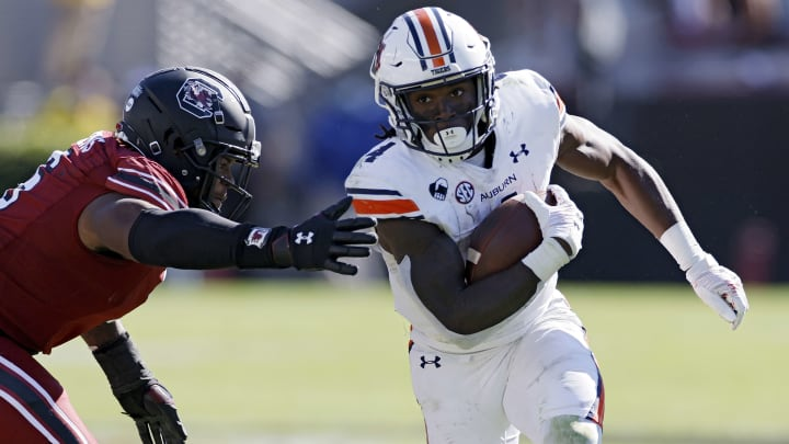 Auburn vs Ole Miss college football Week 8 odds, spread, prediction, date and start time.