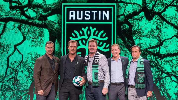 Austin FC are the newest MLS club in 2021