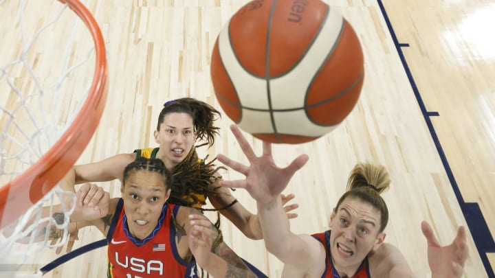 Nigeria vs USA odds, betting lines & spread for Olympic women's basketball game on Tuesday, July 27.