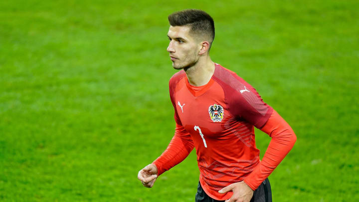 Adrian Grbic ist ein Thema bei Eintracht Frankfurt