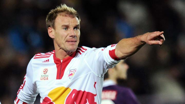 Alexander Zickler war bereits als Spieler für Salzburg aktiv